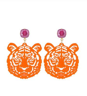 Godly Jewels Tiger Orange Small