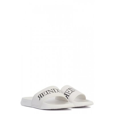 Reinders slippers white