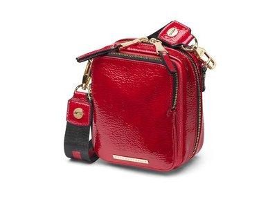 Quay Camera bag red