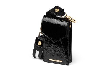 Quay Phone bag black