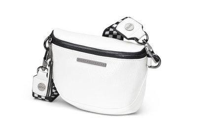 Quay Bum bag white