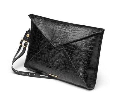Quay Laptop bag black