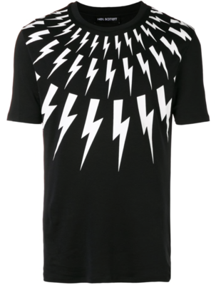 Neil Barrett Thunderbolt T-shirt