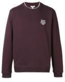 Kenzo Tiger sweater bordeaux_