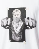 Neil Barrett Freedom Fighters printed T-shirt _