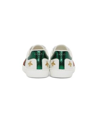 Gucci Heren sneaker white Bee and Star