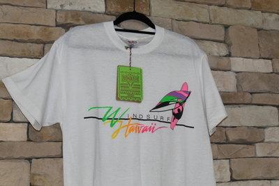 RAGYARD Vintage T-Shirt Windsurf Hawaii