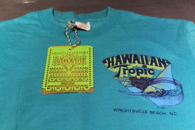 RAGYARD Vintage T-shirt Hawaiian Tropic