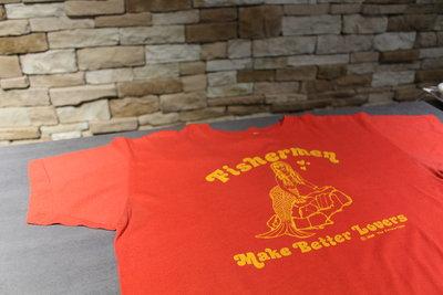 RAGYARD Vintage T-Shirt Fishermen