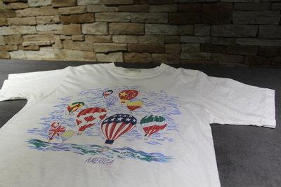 RAGYARD Vintage T-Shirt Balloons