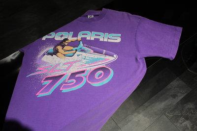 RAGYARD Vintage T-Shirt Polaris 750