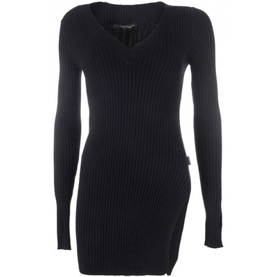 Reinders twin set sweater black