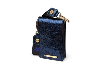 Quay Phone bag blue