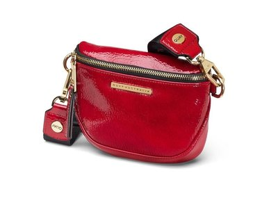 Quay Bum bag red