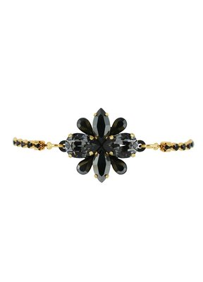 Godly Jewels Bracelet No.1 Black Sparkle