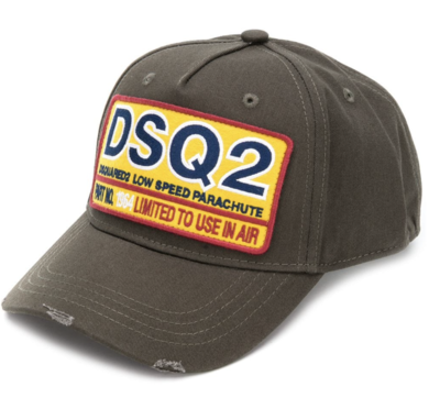 Dsquared2 trucker cap