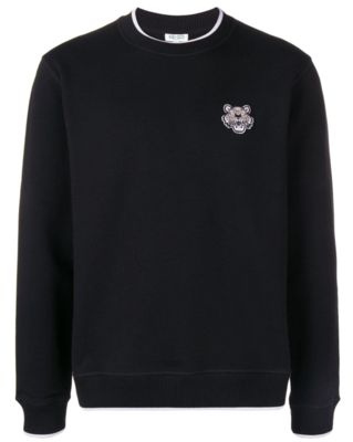 Kenzo Tiger sweater black
