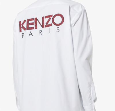 Kenzo Paris logo shirt