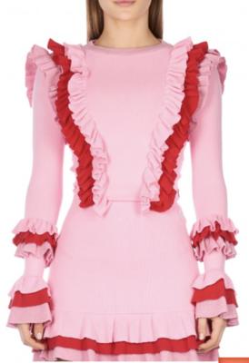 Reinders Valerie top Pink