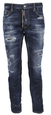 Dsquared2 men's D2 Slim Jeans