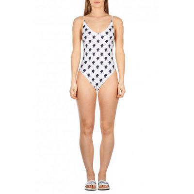 Reinders Swimsuit logo mania white