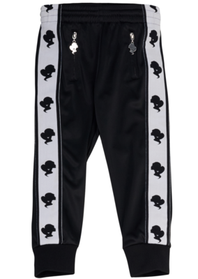 Reinders Tracking pants tape kids black