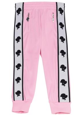 Reinders Tracking pants tape kids pink