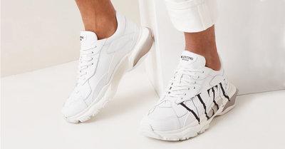Valentino Heren Sneaker White Black