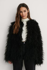 NA-KD - Faux Fur Jacket