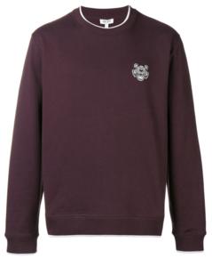 Kenzo Tiger sweater bordeaux
