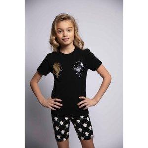 Reinders kids t-shirt headlogo black
