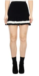 Reinders Valerie skirt Black